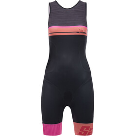 Santini Sleek Plus 776 Dames roze/zwart